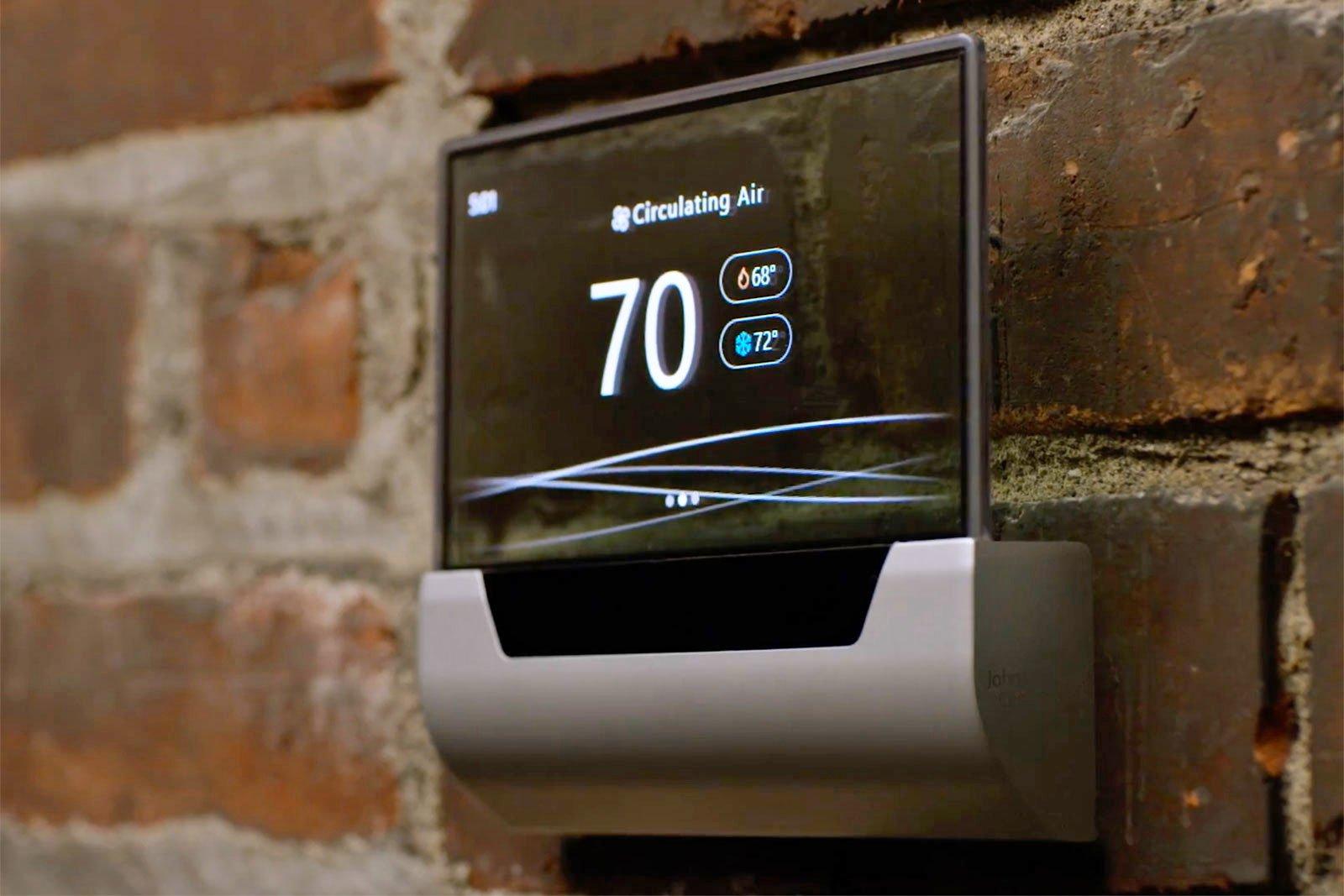 Microsoft презентовала новый термостат GLAS