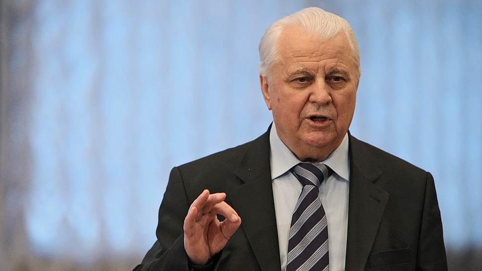 1-ый президент Украины опричинах утраты Крыма иДонбасса: «Власти недоговорились»