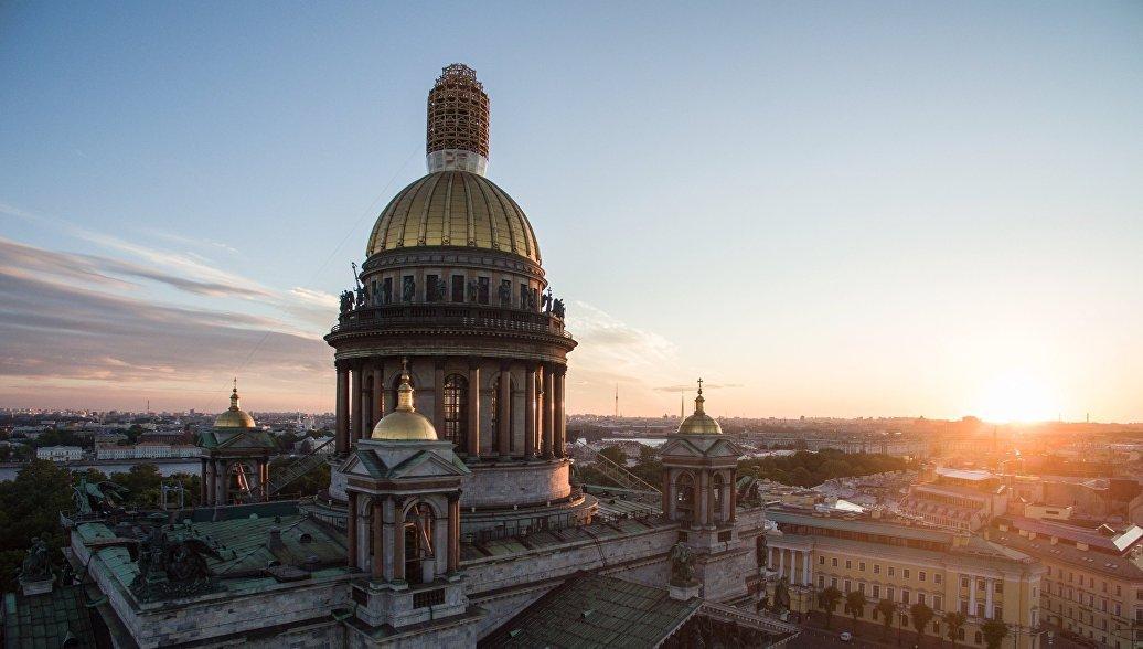 Конституционный суд отвергнул жалобу противников передачи Исаакия РПЦ