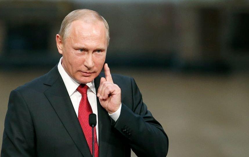 Путин невидит вфеминизме ничего плохого