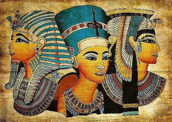 Фараоны Египта были гибридами инопланетян— Ученые