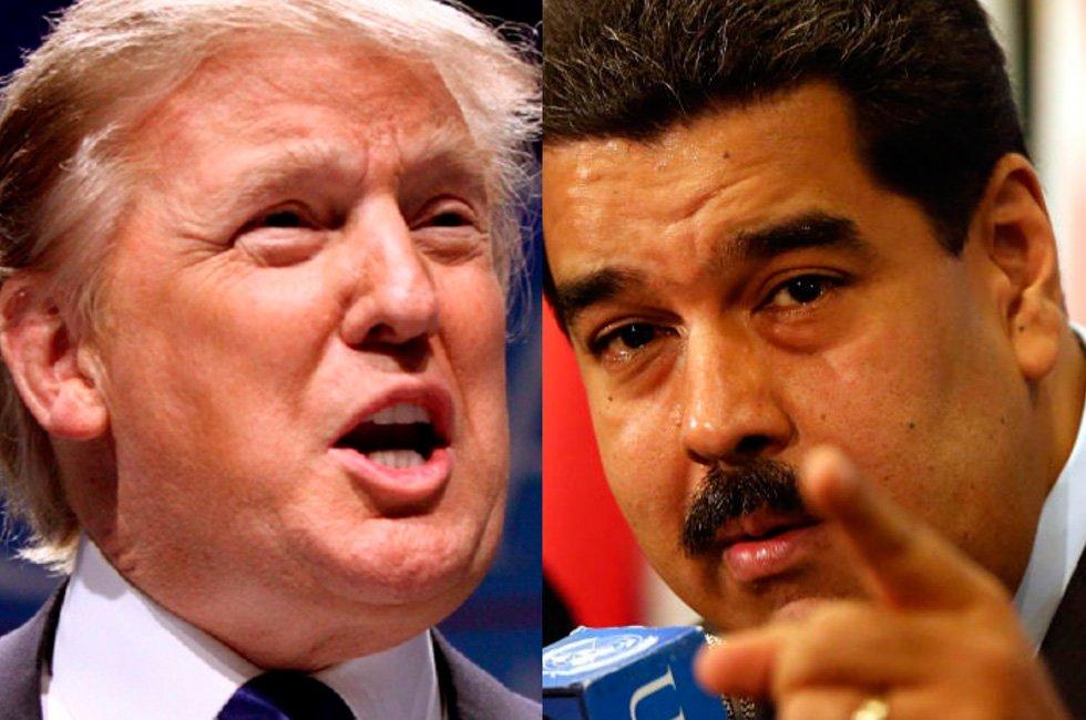 Reuters сообщило опланах США ввести «самые жесткие» санкции против Венесуэлы