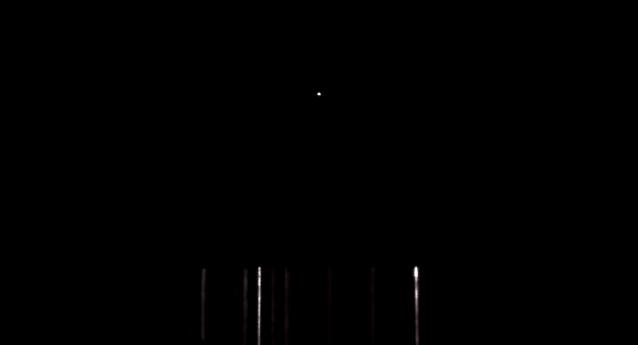Внешние камеры МКС засняли навидео НЛО