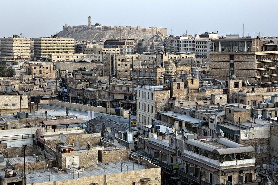 В Сирии подписали соглашения по зоне деэскалации Восточная Гута