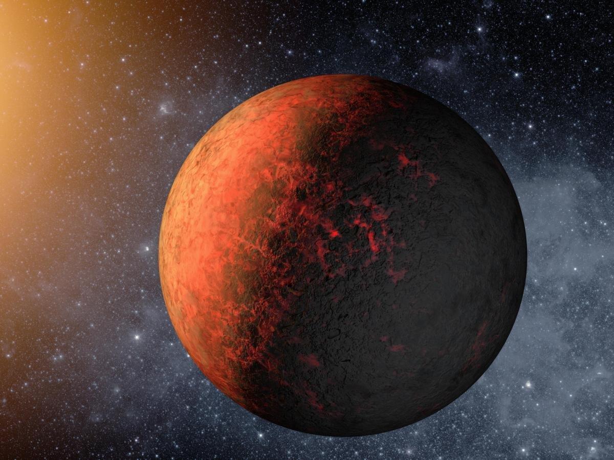 NASA Тысячу лет назад на Марсе не существовало никаких цивилизаций