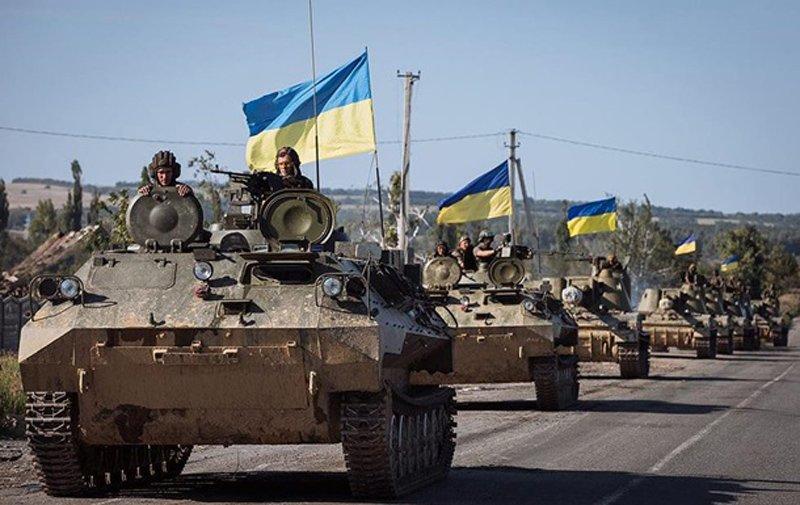 Четверо бойцов ВСУ подорвались насвоем минном поле вДонбассе— ДНР