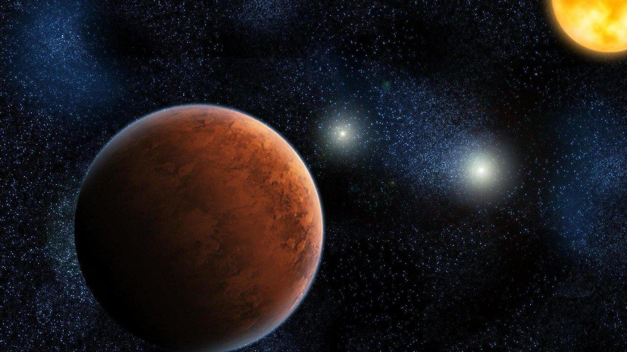 Ученые: Поверхность Марса опаснее, чем считалось доэтого