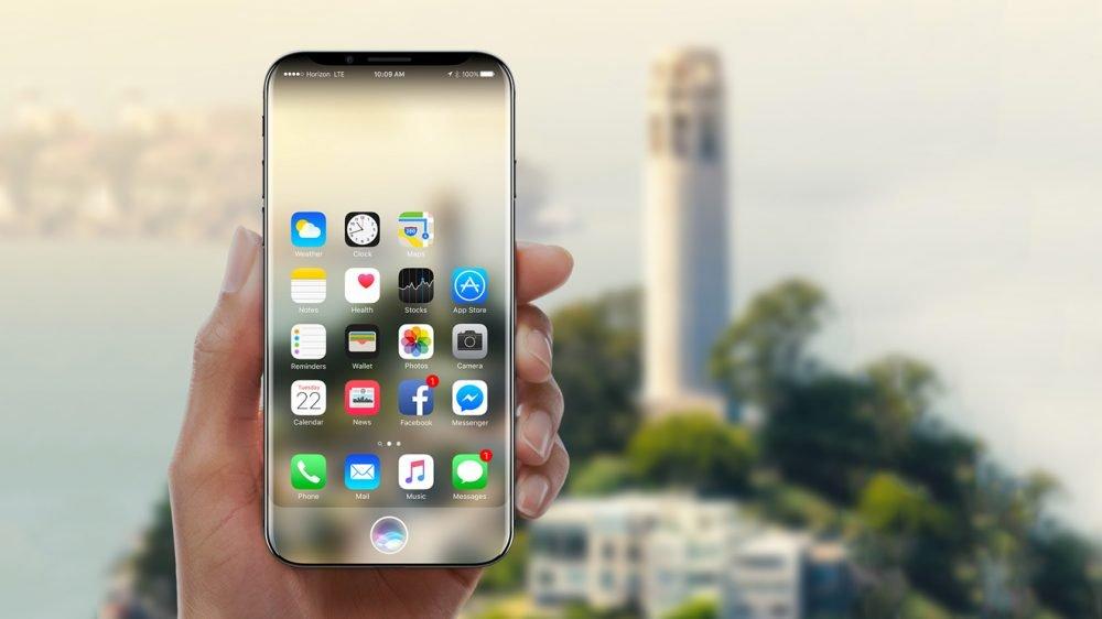 Стало известно больше деталей овнешнем виде нового iPhone 8
