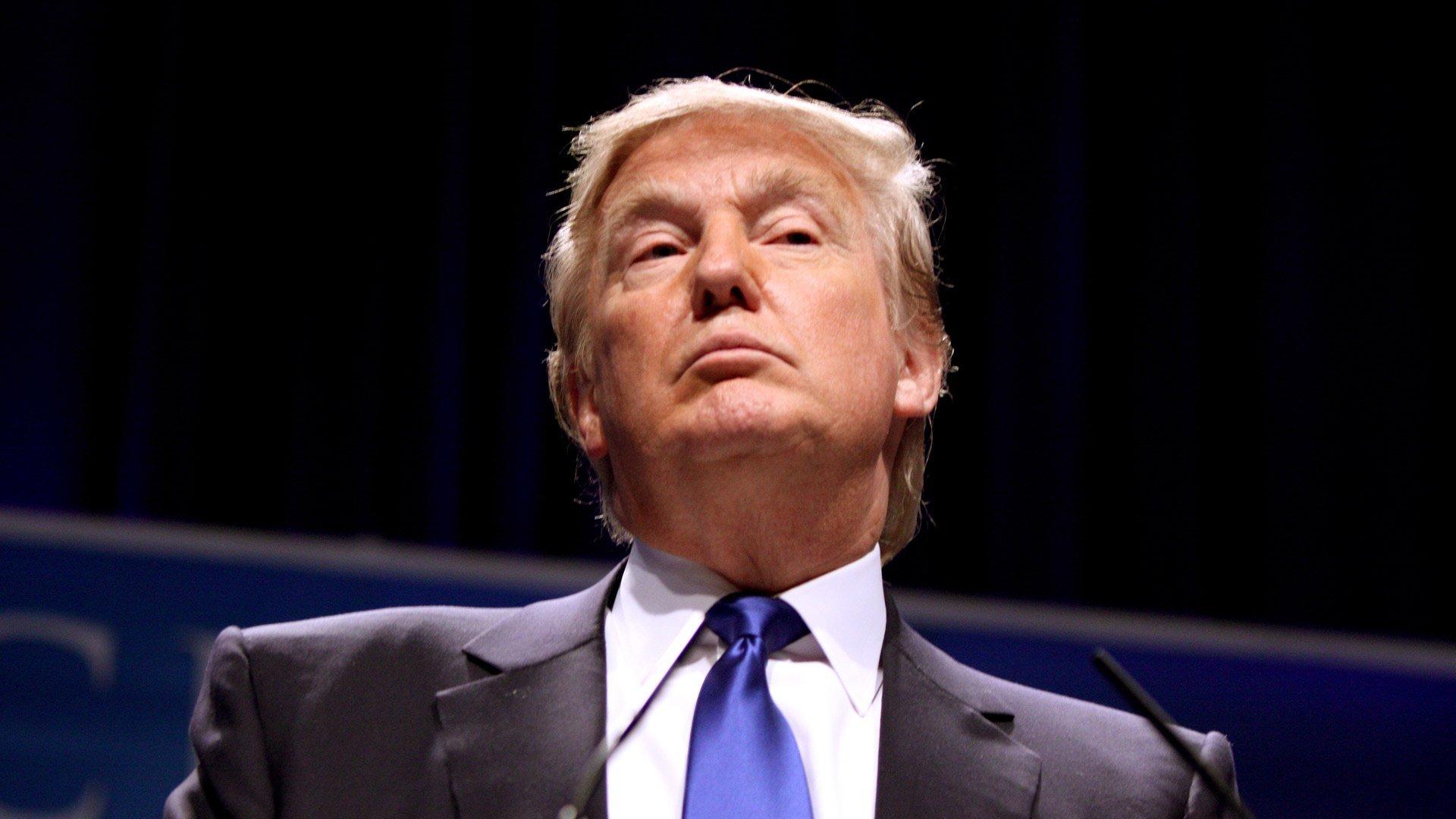 Трамп: США готовят крупное торговое соглашение сВеликобританией