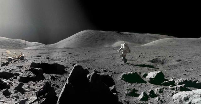 Уфологи: первыми наЛуну высадились советские космонавты, ноне Нил Армстронг