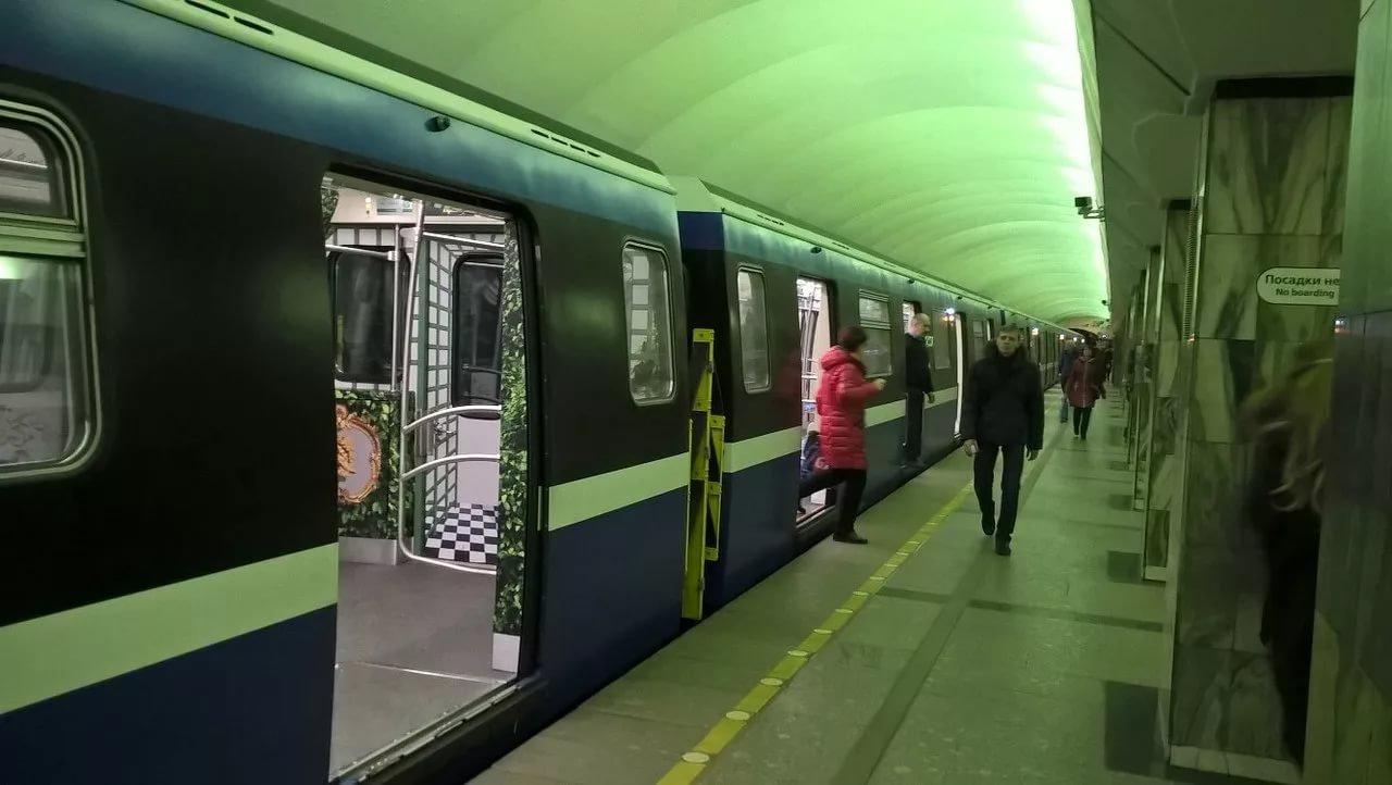 Метрополитен попросил поднять цену проезда до50 руб.