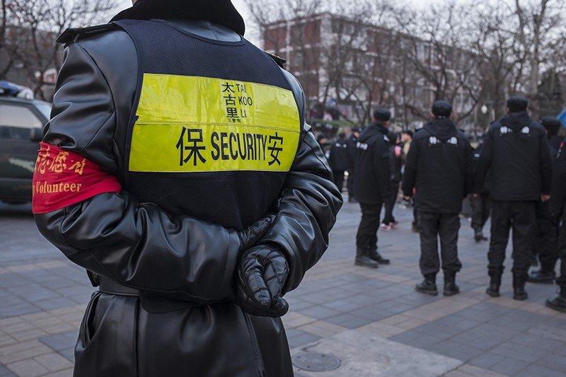 Вооруженный ножом мужчина напал налюдей вКитайской республике, необошлось без жертв