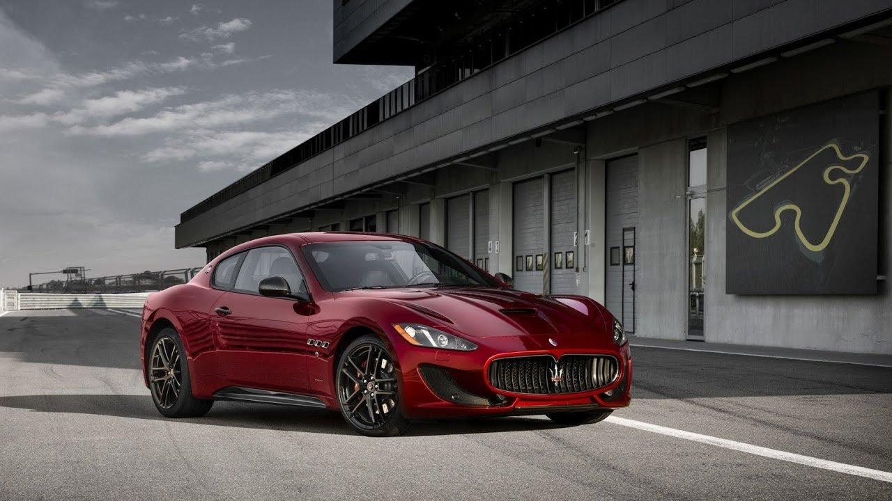 Maserati Gran Turismo 2018 прекрасно проявил себя во время тест-драйва