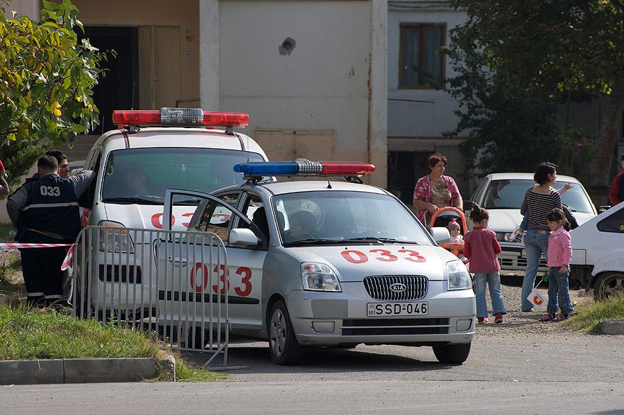Тело погибшей вДТП россиянки доставят изГрузии вСеверную Осетию
