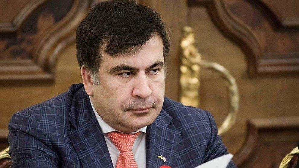 ВКремле сообщили оботсутствии интереса квопросу гражданства Саакашвили