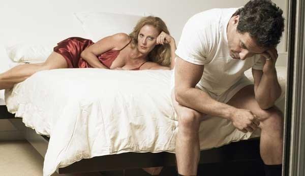 Муж наказывает отказом от секса