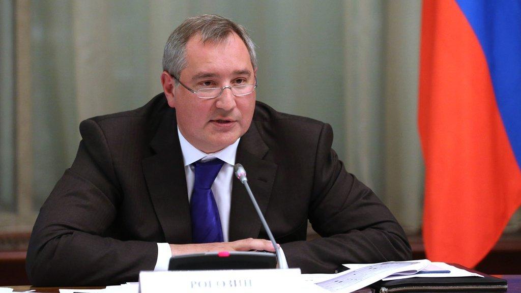 Рогозин: РФ узнает , кто запретил пропустить самолет через Румынию