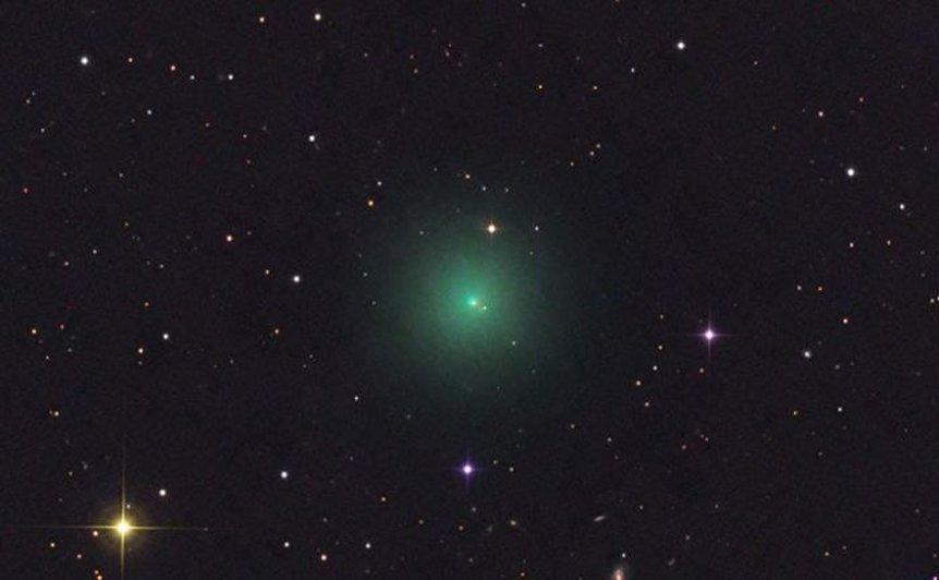 Астрономы открыли новейшую комету