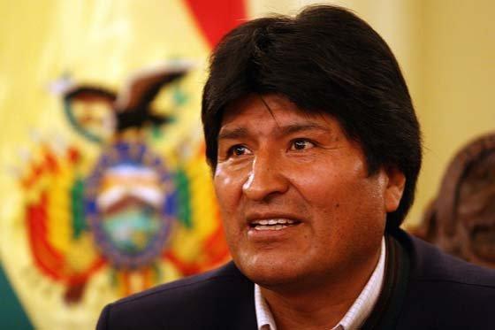Моралес: Боливия отвергает новые санкции США против России