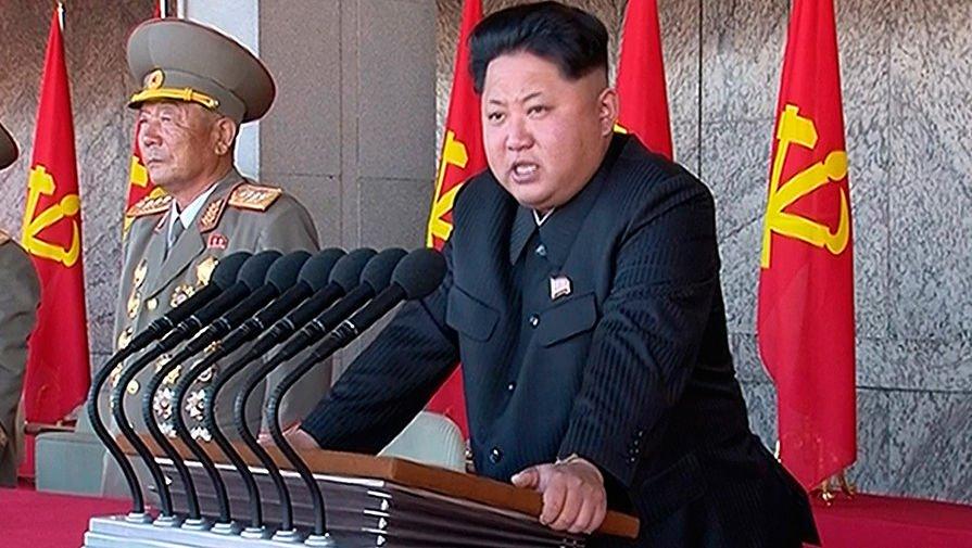 «Решительные действия» вответ нановые санкции получат США отКНДР