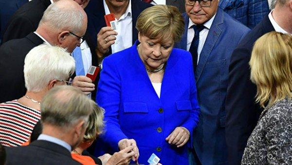 The Washington Post объяснила голосование Меркель против однополых браков в Германии