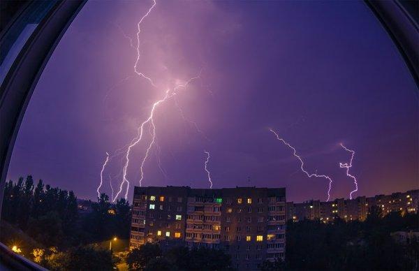 В Москве объявили желтый уровень опасности из-за ухудшения погоды