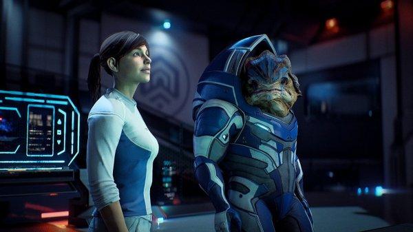 Сюжет Mass Effect: Andromeda не будут дорабатывать