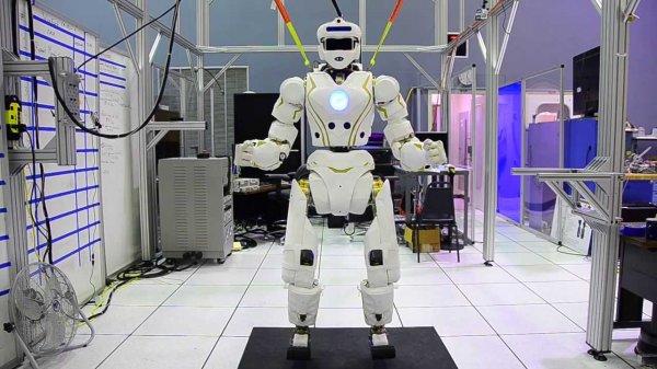 Ученые: Робот Valkyrie поможет в колонизации Марса