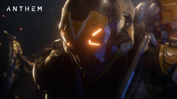 Трейлер PS4-версии боевика Anthem был снят на Xbox One X
