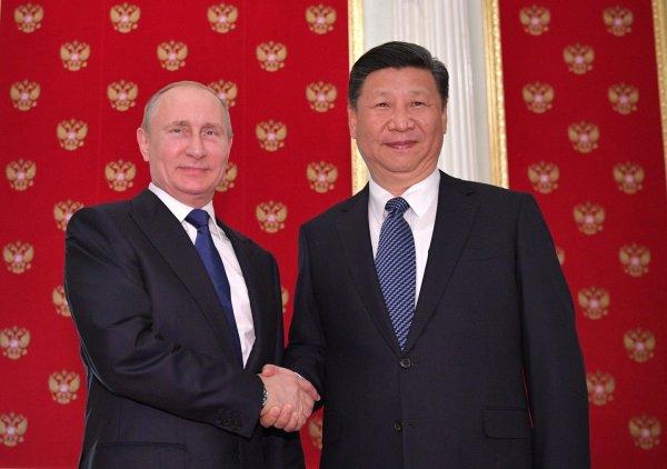 Путин отметил повышение качества экономических контактов с Китаем