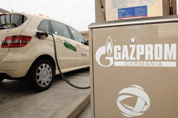 Германия становится зависимой от российского газа