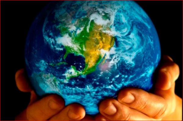 Земля является живым и разумным существом: Наша планета пытается нас предупредить об опасности