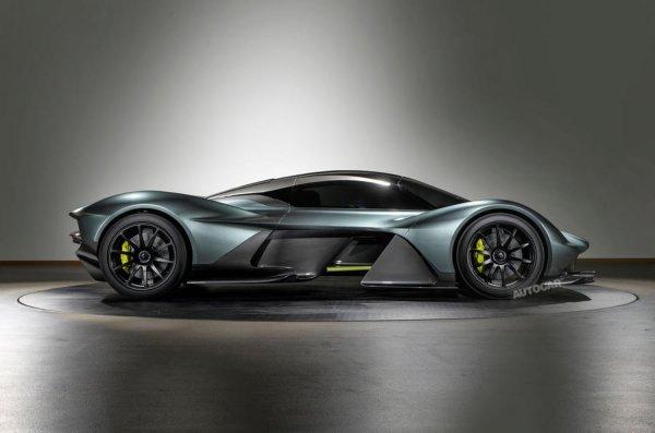 Aston Martin откажется продавать автомобили тем, кто перепродает свое место в очереди