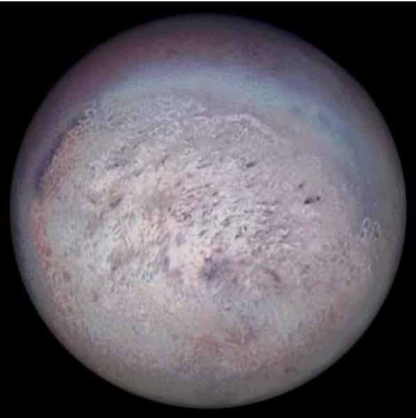 Ученые: Родина Ситхов существует в нашей Солнечной системе