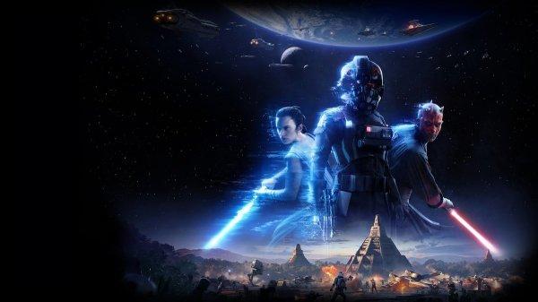 Названы имена доступных героев в Star Wars: Battlefront 2
