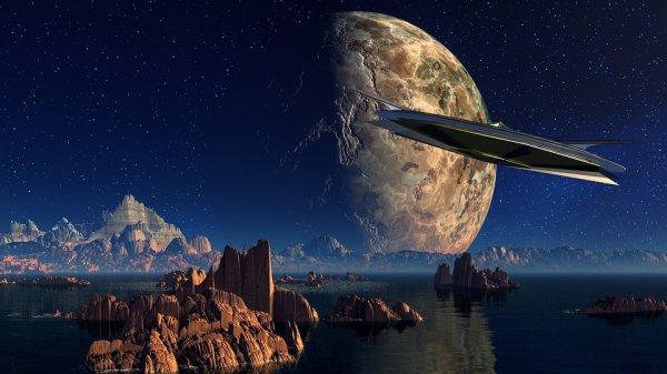 Уфологи предъявили NASA обвинения в заговоре с пришельцами