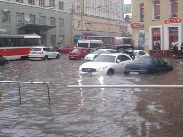В Нижнем Новгороде объявлен режим повышенной готовности