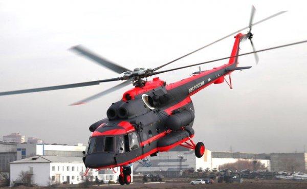 ВКС России досрочно передали два вертолета «Терминатор»