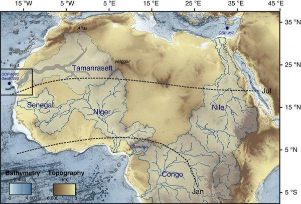 Леса в Сахаре: Когда случиться чудо?