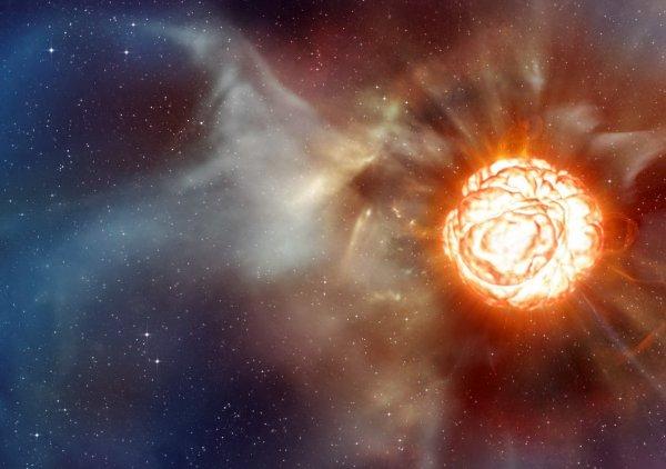 Британские ученые создадут сверхновую звезду в лаборатории
