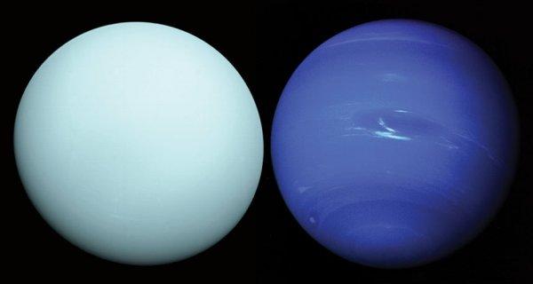 NASA заинтересовались Ураном и Нептуном