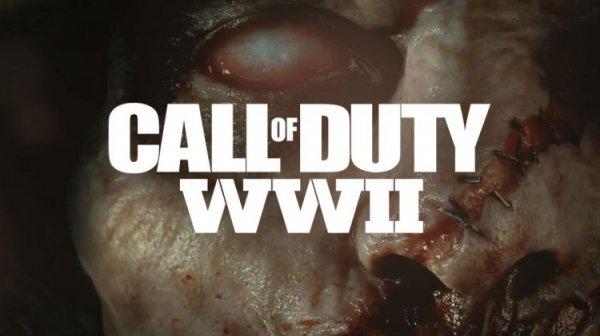 Зомби-режим Call of Duty: WWII покажут уже в июле