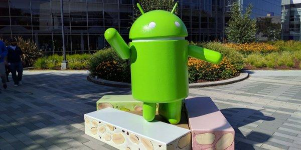 Доля Android Nougat лишь недавно превысила отметку в 10%