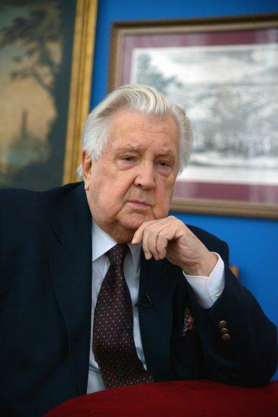 Скончался на 88 году жизни художник Илья Глазунов