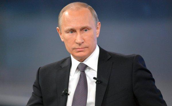 Путин направил свои соболезнования родственникам умершего Глазунова