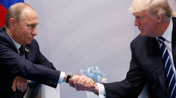 Режим перемирия Путин и Трампа соблюдается на юге Сирии без нарушений