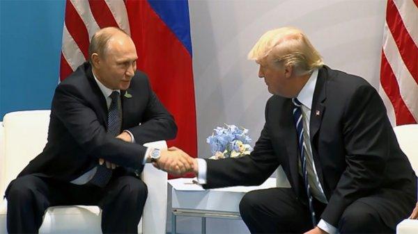 Трамп: Путин отбил все мои нападки во время встречи на саммите G20