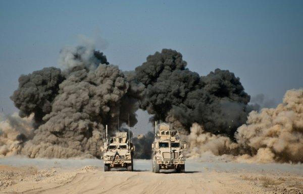 Маккейн убедился в ослаблении позиций США относительно войны в Афганистане