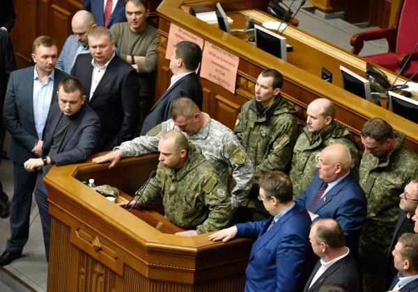 Украина перейдет к военной операции после реинтеграции Донбасса