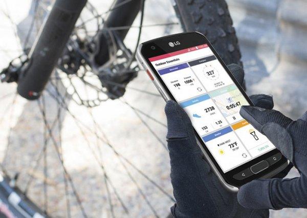 Стартовали продажи экстремального смартфона LG X Venture в России
